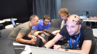 2012 Rome Workshop VVVV