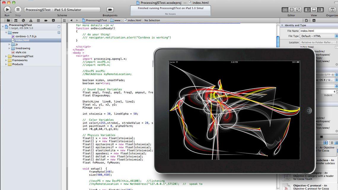 ProcessingXcode
