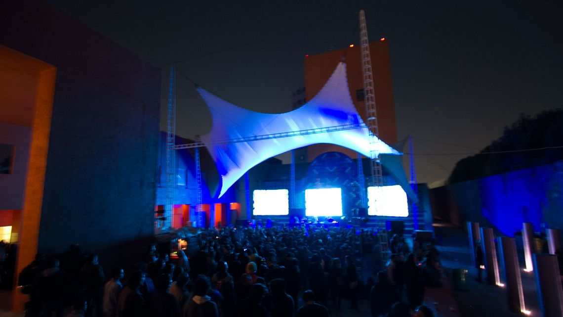 2013 MEX 26th Teatro de las Artes