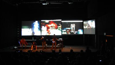 2013 MEX 26th Foro de las Artes