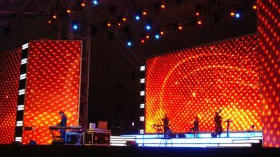 Concert - Shanghai, China, 2010
