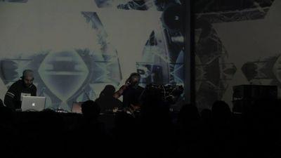 Liminal #1 - Stefano De Mattia music set and live visual by Kanaka project