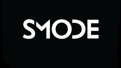Logo Smode (smaller text)