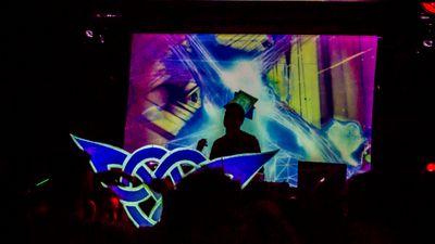 Qpop_vr Live VJ performances