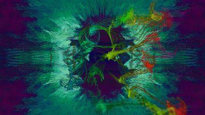 QPOP   Inner Nation Cyberdelic AV 1