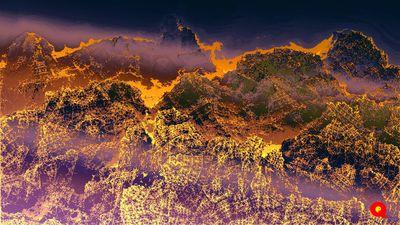 Qpopvr   Cyberdelic landscape02
