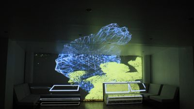 Interactive generative mapping 1