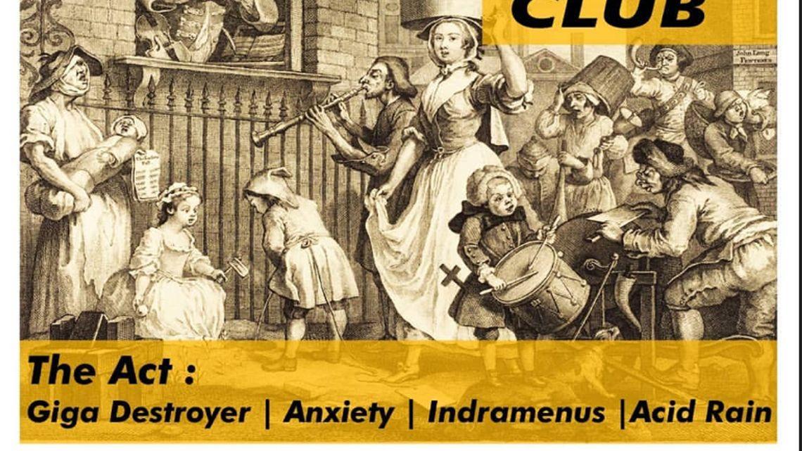 Jogja Noise Club Sharing