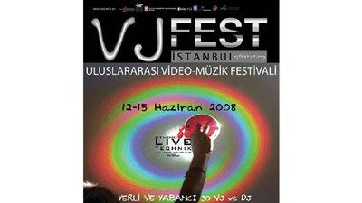 VJ Fest Istanbul 2008