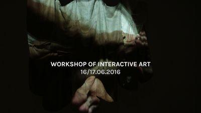 Interactive Art   Toolkit Festival