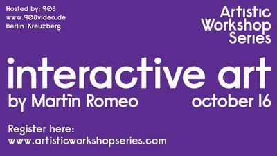 Toolkit Festival @ Artistic Workshops Series