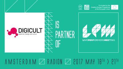 Digicult   LPM 2017 Amsterdam