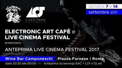 LCF 2017 Preview | Electronic Art Cafè