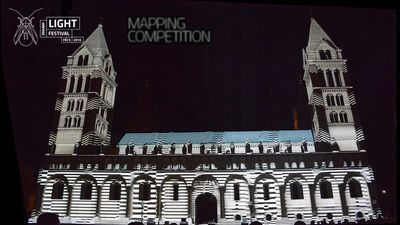 Zsolnay Light Festival 2018 | Mapping Competition