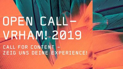 Image for: Open Call for VRHAM – VR Residency and Artwork