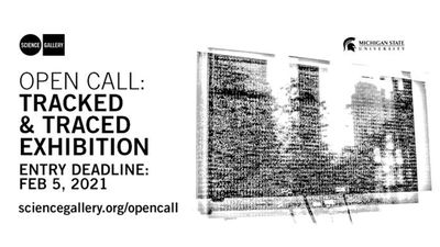 Image for: Open Call: Tracked & Traced Science Gallery Detroit