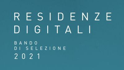 Image for: Open Call: Residenze Digitali 2021
