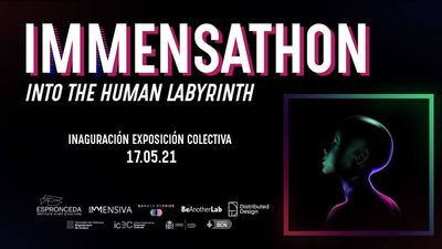 Image for: Open Call: IMMENSATHON: INTO THE HUMAN LABYRINTH