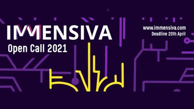Postponed Open Call: Immensiva Residences 2021
