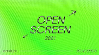 Image for: Open Screen 2021