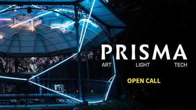 Image for: Open Call PRISMA / Art Light Tech 2021
