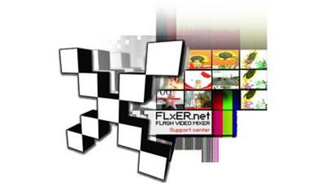 FLxER - free AV mixer