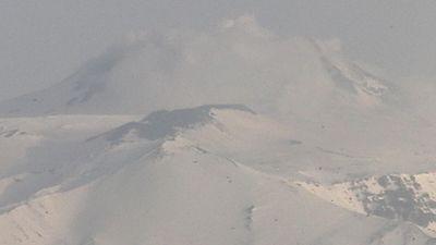 Spring Time Volcano