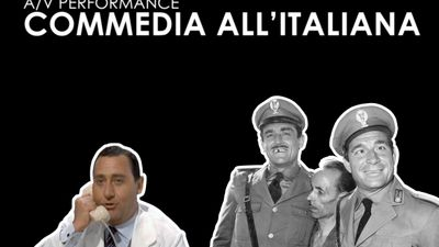 Commedia all'Italiana