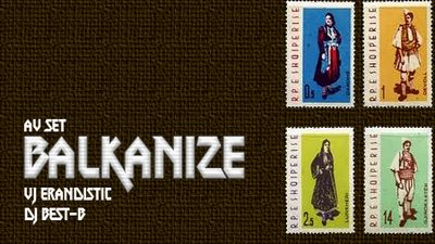 Balkanize