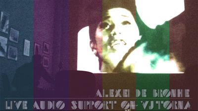 Alexei De Bronhe ''Live Audio Support on VjTorna''