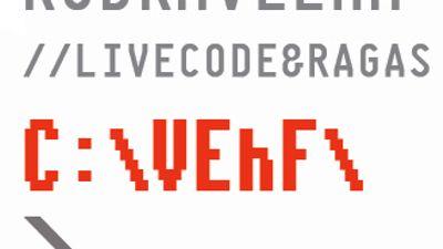 RUDRAVEENA - livecode & ragas