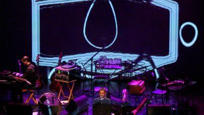 Azael Live Vj set