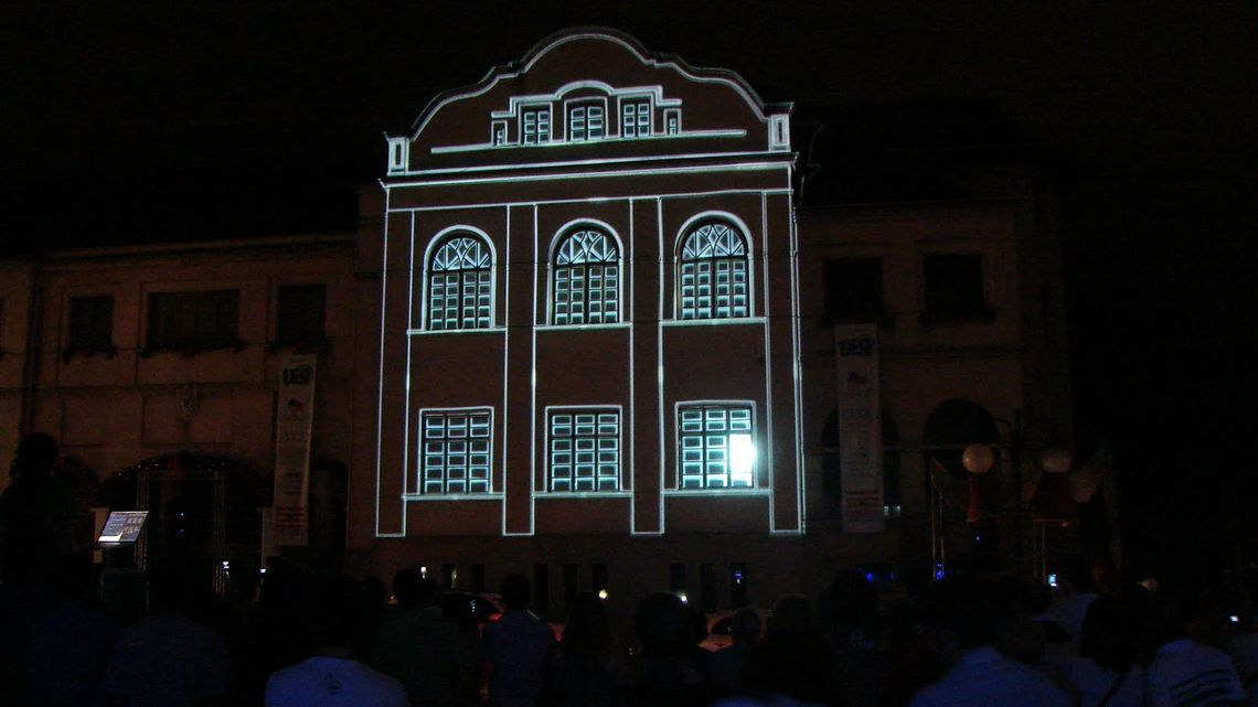 VJ Vigas - Mapping performance