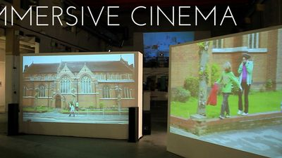 Immersive Cinema