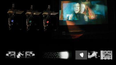 Cinema expandido, Discursos [1.000 MXN]