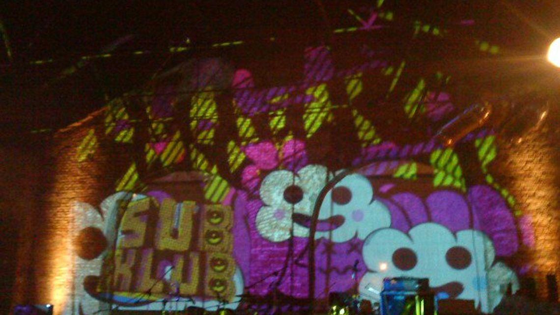 Sub Klub Live VJ DJ set
