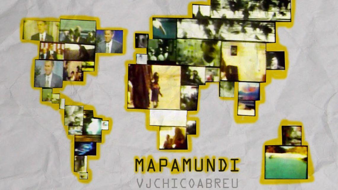 Map.A.Mundi Installation