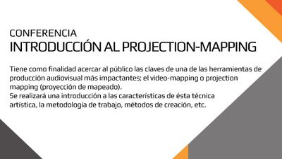 Projection Mapping - Tesapé 2013