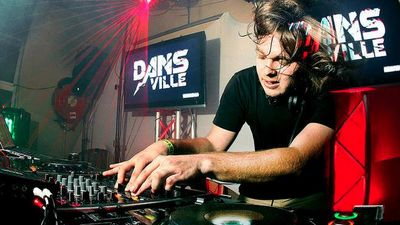 DJ Kamashe DJ Set
