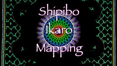 Shipibo Video-Cloth Mapping 2014