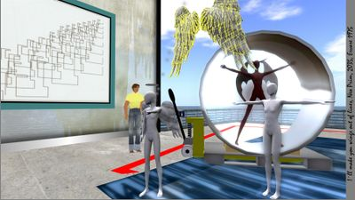 Blending in to opensim
