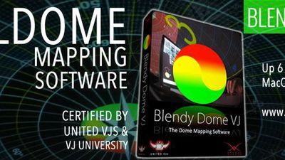 Blendy Dome VJ [120 €]