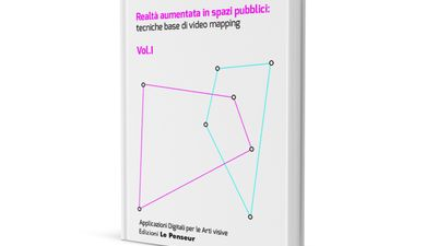 Augmented Reality in public Space Book Presentation