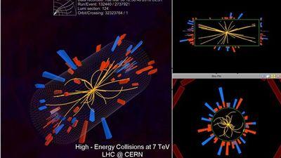 LHC Visualization Workshop