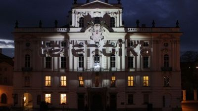 Video Mapping with Telenoika [150 €]
