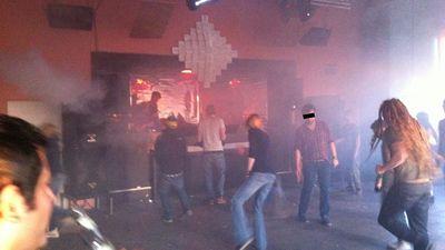 Club Visuals - survival as a disco VJ