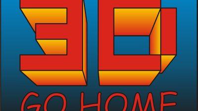 3D GO HOME