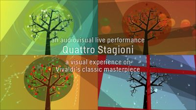 Le Quattro Stagioni - visuals for classical music