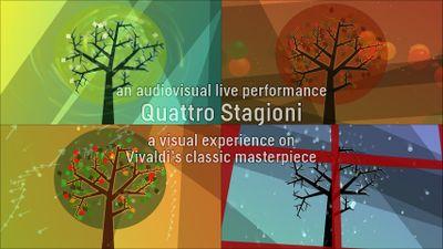 Le Quattro Stagioni - visuals for classical music