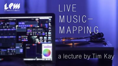 Live Music Mapping techniques